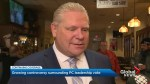 Doug Ford says 'win or lose' PC Party voting process needs to be investigated