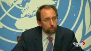 Freedom of the press under attack from Trump, U.N. rights chief says