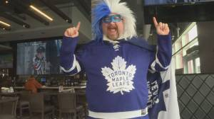 Leafs fans in Durham react to playoff loss