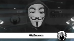 Anonymous threatens total war against ISIS following Brussels attack