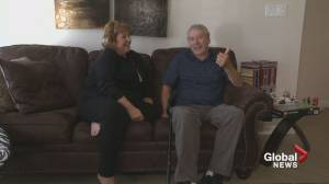 Lethbridge man calls ALS diagnosis 'hard pill to swallow' but focuses on helping others