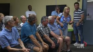 Angry Saint-Leonard residents descend on city hall