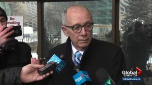 Judge reserves decision on Alberta Party leader's candidacy ban