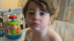Toronto family of child with ultra-rare disease raising money for cure