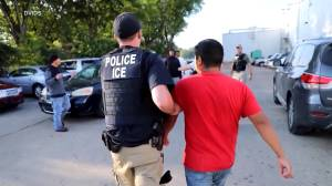 More than 600 migrants rounded up in massive ICE raid in Mississippi