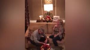 Hamilton-area wife surprising husband with $23.3-million lottery win caught on camera