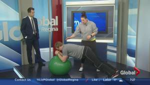 Core-Strengthening Exercise