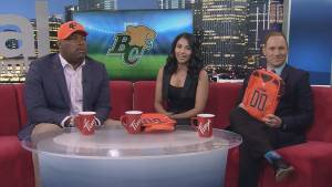 BC Lions prepare to face Saskatchewan