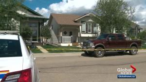 Young girl and her father found dead in Red Deer home