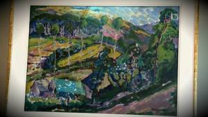 """Emily Carr's """"Le Paysage"""" acquired by Whistler gallery"""