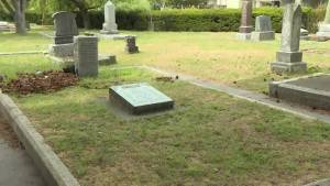 High-priced burial plots on Vancouver Island