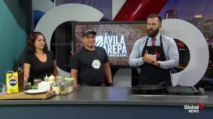 Edmonton's first Venezuelan restaurant