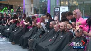 Hair Massacure raises funds, awareness for cancer
