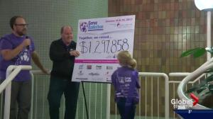 Corus Radiothon wraps up 2 days of fundraising