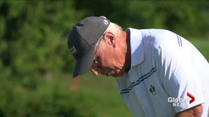 Doug Roxburgh is the face of B.C. golf