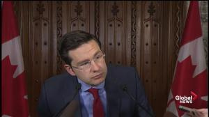 Fall Economic Updates: 'Media should be independent from the government': Pierre Poilievre