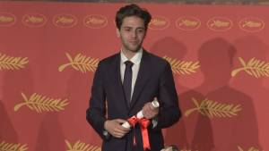 Canadian Xavier Dolan wins Grand Prix at the Cannes Film Festival