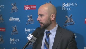 Manitoba Moose Post Game Reaction – Dec. 10