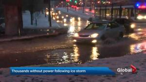 Major power outages around Toronto, GTA in wake of ice storm