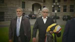 Global News exclusive with whistleblower from legislature scandal report
