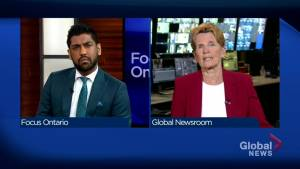 Kathleen Wynne weighs in on changes to Ontario Autism Program, education
