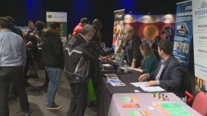 City of Moncton holds job fair for newcomers and international students
