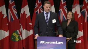 Eric Lindros on Rowan's Law: We're trying to make the future safer
