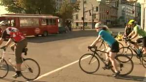 Kingston aims to upgrade city's growing network of bike lanes (01:44)