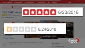 Restaurant that kicked out Sarah Sanders takes a hit on Yelp
