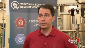 Wisconsin governor calls for 'no tariffs' as Harley Davidson shifts production overseas