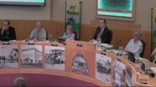 Pitt Meadows council chaos | Watch News Videos Online