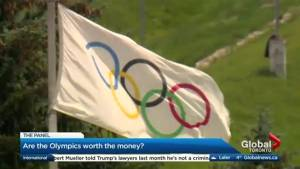Are the Olympics worth the hefty cost?