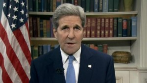 Kerry on Syria talks being held in Geneva