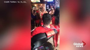 Video shows New Orleans server slapping woman who spanked her behind