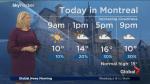 Global News Morning weather forecast: Thursday, April 27
