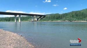 Teen lifeguard saves man in distress in North Saskatchewan River