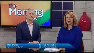 The Morning Show on CHEX preview April 4