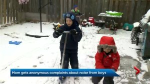 Neighbour pens letter to Newmarket mom about her kids playing outside