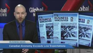 BIV: Canadian economy exceeds low expectations, National clean tech strategy