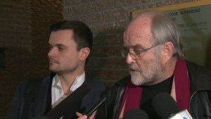 Tom Harding 'too moved' by Lac-Megantic verdict to talk with reporters, but 'terribly relieved': lawyer