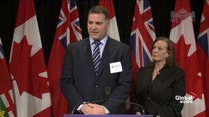 Lindros hopes Rowan's Law will relieve stress on concussion victims' families