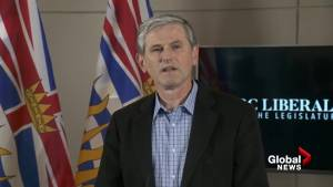 'Every party needs renewal' Andrew Wilkinson indicates BC Liberal MLAs will not be running again