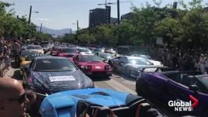Dream rally revs up in Kelowna