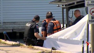 Hamilton Police Marine Unit recovers body of Ex-Sens goalie Ray Emery