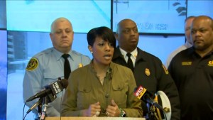 Baltimore Mayor urges residents to stay home