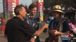 "Todd James speaks to the people behind ""Eddie Poe"" at the Fringe Festival"