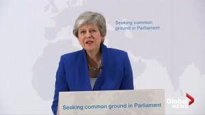 May will put possibility of second Brexit referendum to parliament