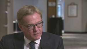 Alberta minister talks resources for education