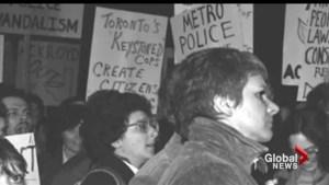 Toronto police chief to apologize for bathhouse raids