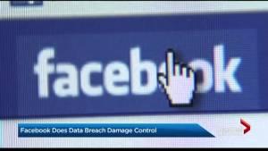 Facebook does data breach damage control